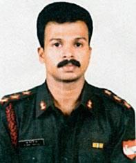 Captain Jerry Prem Raj