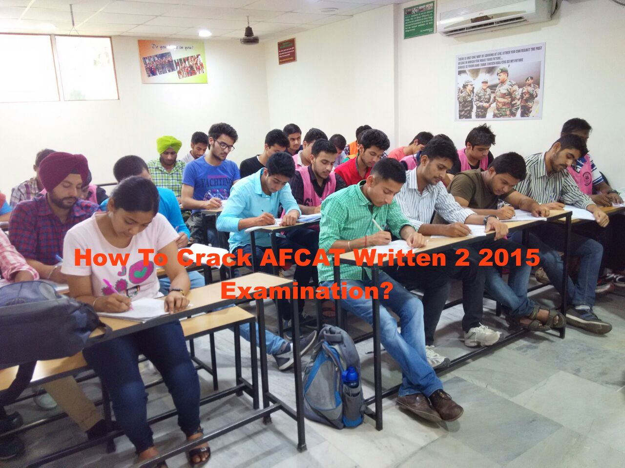 How To Crack AFCAT Written 2 2015 Examination?