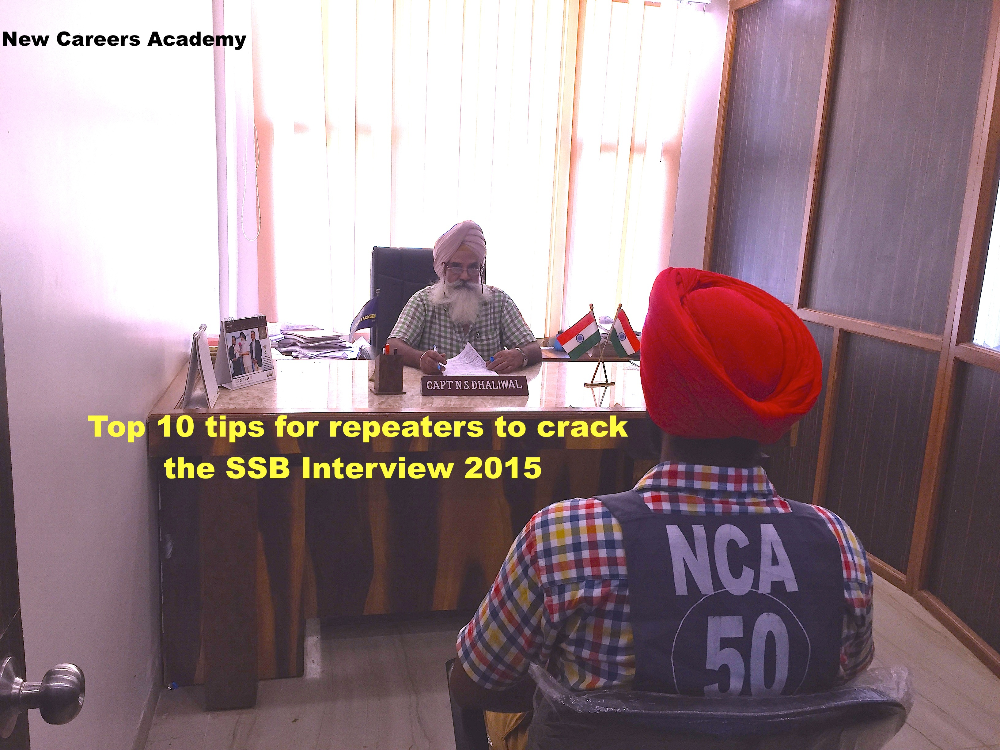 Top 10 tips for repeaters to crack the SSB Interview 2015