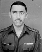 Naib Subedar Sanjay Kumar, PVC
