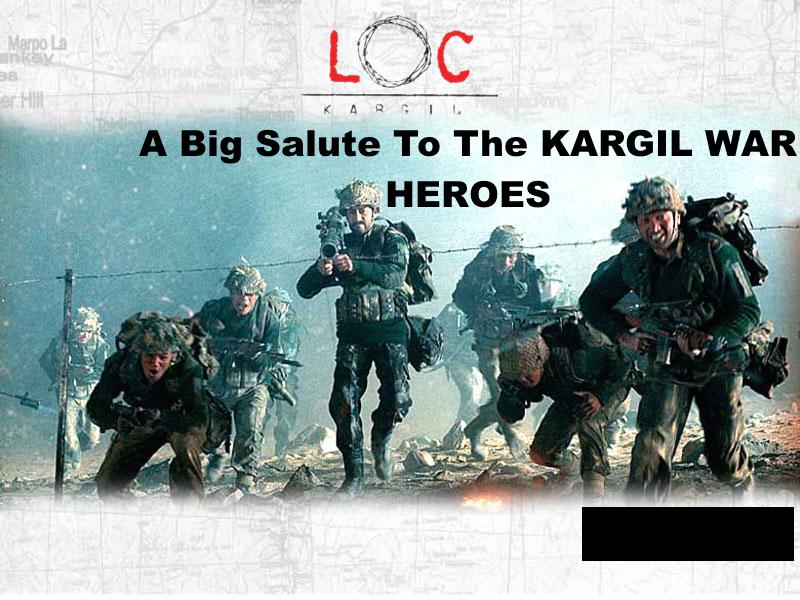 Big slute to the krgil war heroes new careers acdemy