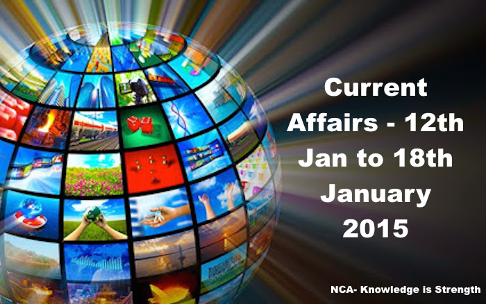 current affairs-12th june to 18th june