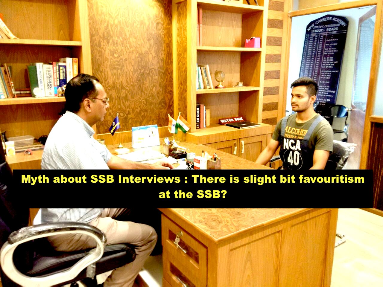 SSB interviews coaching in India