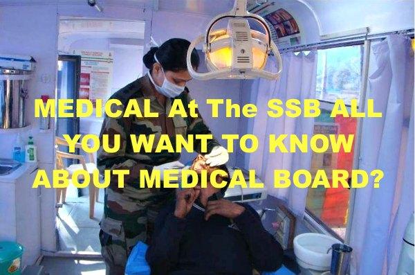 Medial at THE SSB