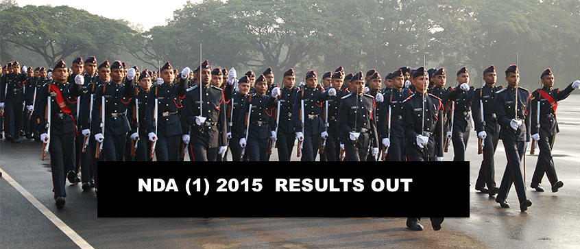NDA 1 2015 RESULTS OUT