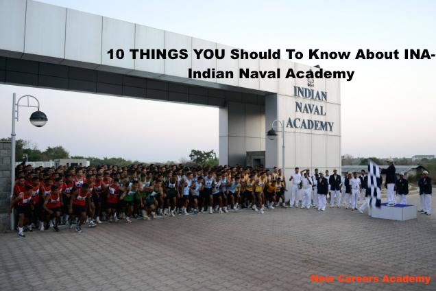 Indian Naval Academy- NCA