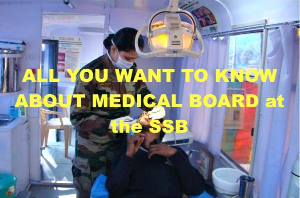 Medial at THE SSB
