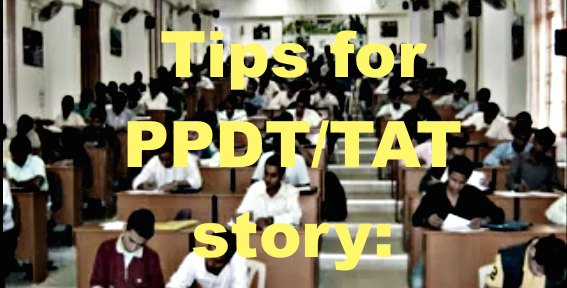tips for pabt/tat story