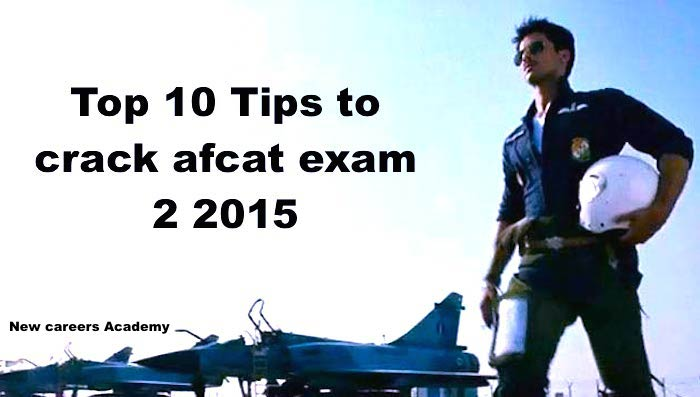 how to crack afcat exam 2015