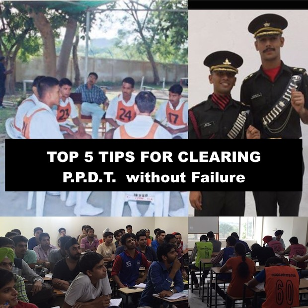 Top 5 tips for clearing PPDT