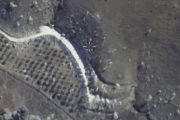 Russia air strikes