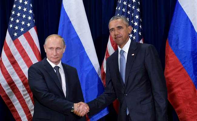 US Russia conflict over syria
