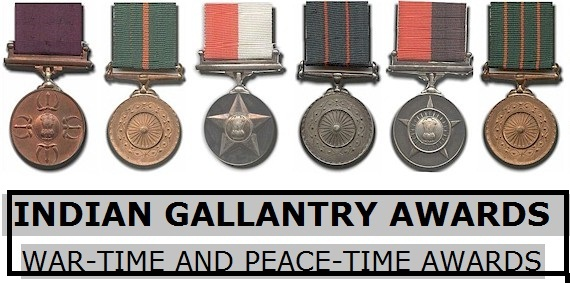 HONOURS AND GALLANTRY AWARDS
