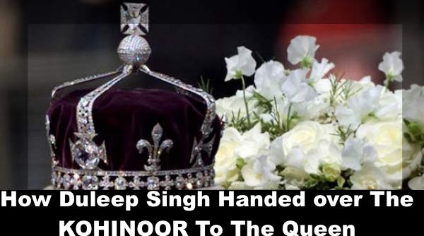 Kohinoor and The Mystery Behind It ?