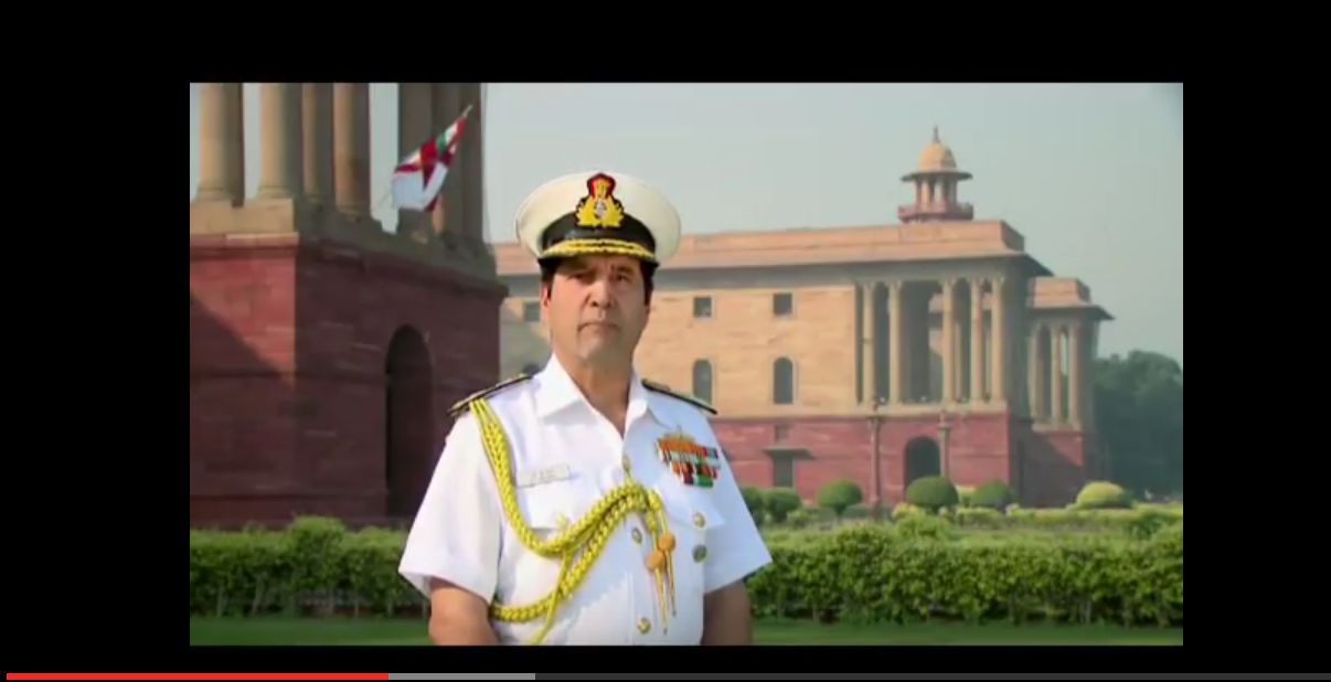 Indian Navy Official Video
