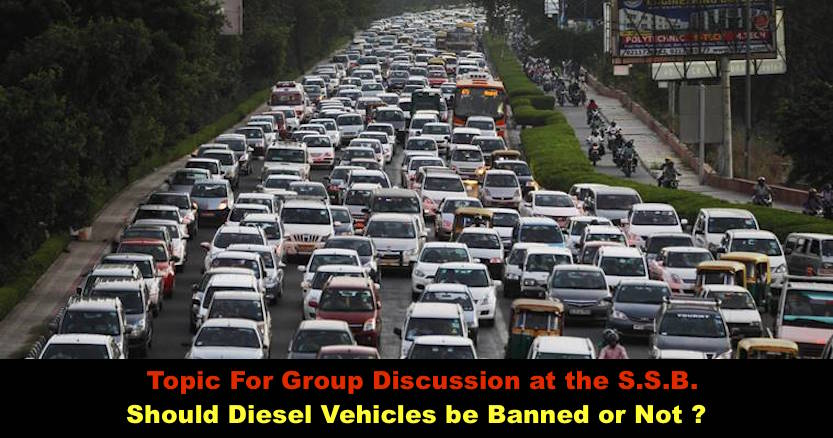 Should Diesel Vehicles be banned or not