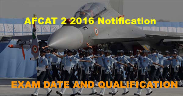 afcat 2 2106 notification