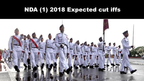 nda 1 2018 exoected cut offs