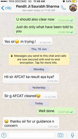 AFCAT Coaching Institute in India