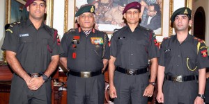 Territorial Army Notification for 2017