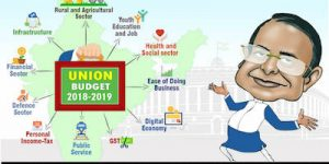 Union Budget 2018-19 dealing with Rural Health & Infrastructure