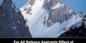 For All Defence Aspirants How Are The Glaciers getting affected by Global warming ?