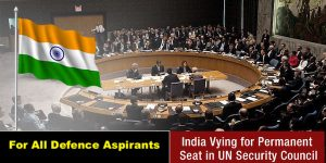 For All Defence Aspirants Why India Should Ge Given Permanent Membership?