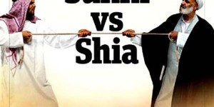 With the Hanging on clerics In Saudi Arabia, The muslim world is split on Shia and Sunni ?