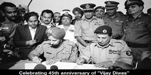 Celebrating 45th anniversary of Vijay Diwas